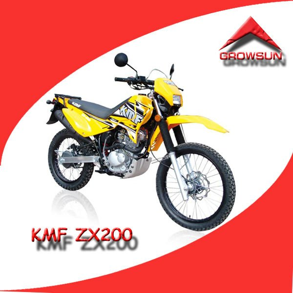 KMF ZX 200 Motorcycle Parts