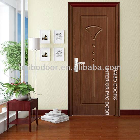 interior pvc recubierto ras puertas de madera habitacin hb buy product on alibabacom