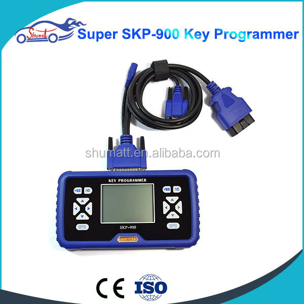 Super OBD SKP-900 Key Programmer Can read pin code for many vehicles