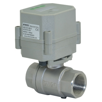 High quality CE Automatic water drain valve electric watre valve with timer