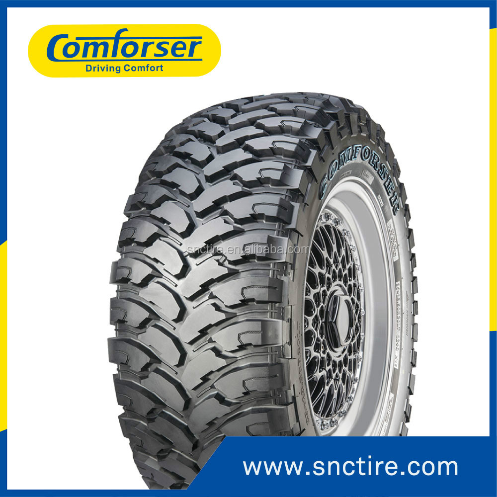 COMFORSER CF3000 33x12.5R15 mud tires high quality offroad tyres