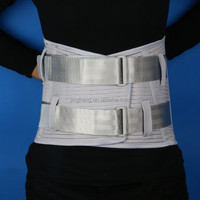 back pain relief medical waist trimmer belt / orthopedic back support waist slim belts for men
