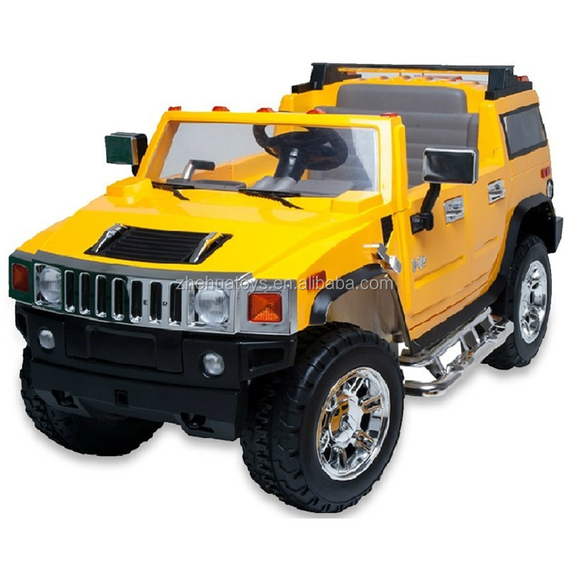 High quality 12Volt Electric car Toy for Kids,toy ride on car baby car with hummer license