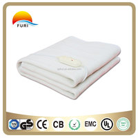 single polyester CE GS electric heating blanket