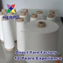 Polyester spun yarn for India buyers and importers