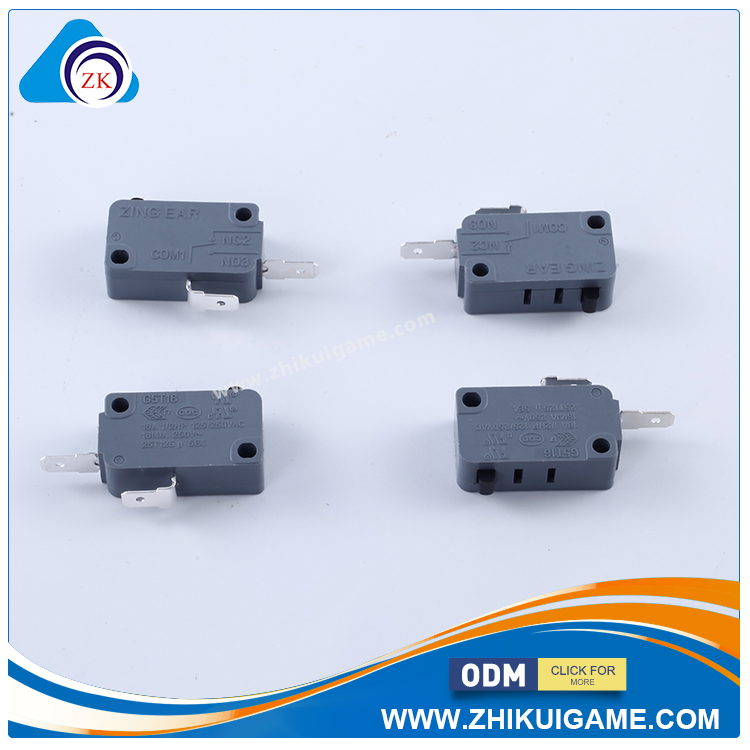 High Profit Pull Cord Micro Switch, Push On Push Off Micro Switch