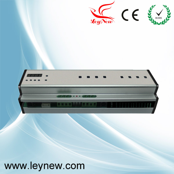 8 channel/5A guide rail type 0-10V dimmer