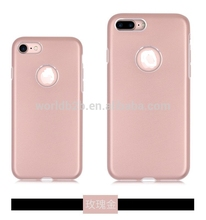 Premium Series Aluminum+TPU+PC Triple Injected Frame - Durable Stylish Protective Slim Case for Apple iPhone 8