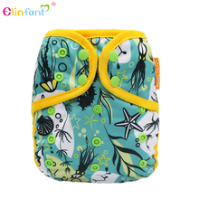 New Designed OEM Service Baby Cloths Knitted Fabric Pictures Cloth Diaper
