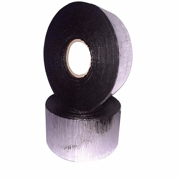 new rubber bitumen waterproof self adhesive tape