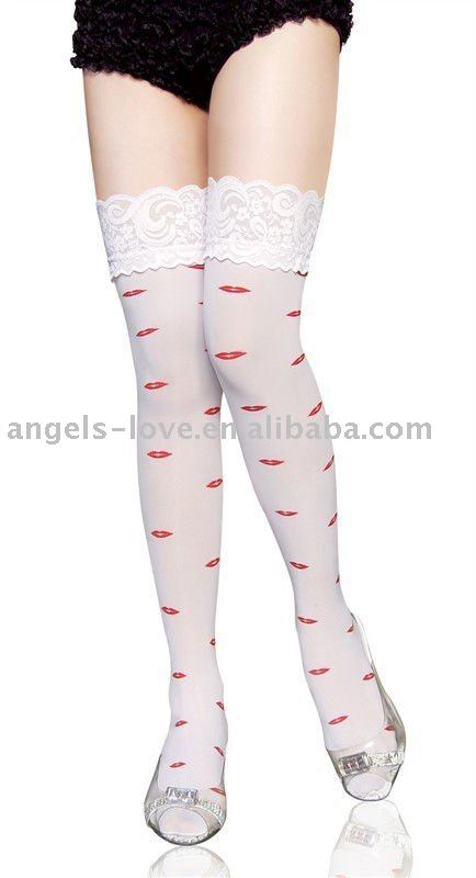 Wholesale low price sheer stockings, high heel stockings, knee high stockings