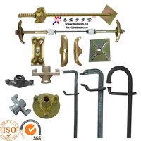 formwork accessories shuttering clamp construction tools