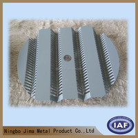 high quality custom sheet metal fabrication laser cutting products
