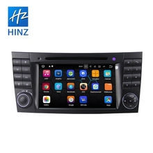 7 Inch Android 7.1 Build-in Can-Bus car radio stereo player for mercedes Benz E class W212