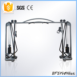 Guangzhou sport equipment/gym equipment with competitive price/cable crossover machine