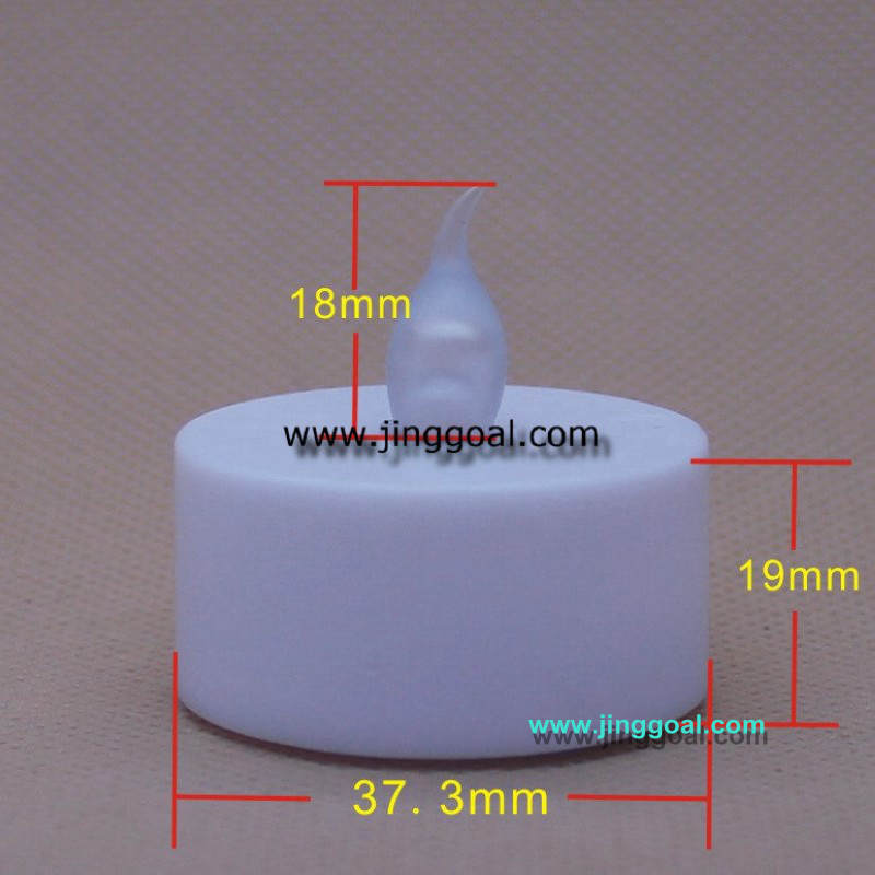 Battery LED candle