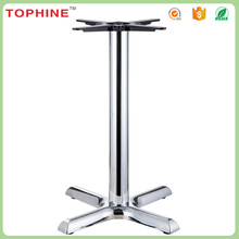 Patio furniture parts pedestal table base,metal table legs