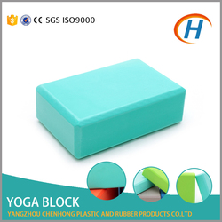 3''*6''*9'' Sky Blue Foam Blocks In Bulk,Foam Yoga Brick,Soft Yoga Block