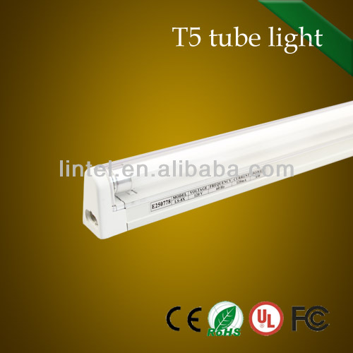 CE/UL/GS listed protable kitchen T5 fluorescent lamp fixtures