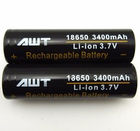 trending hot products AWT 18650 3400mAH 4A 3.7V 36v 10ah li ion battery 12v for mcnair batteries asmodus minikin 2 ospire e cig