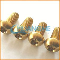 alibaba china sprocket titanium bolt for motorcycle
