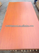 17mm double sided melamine mdf board