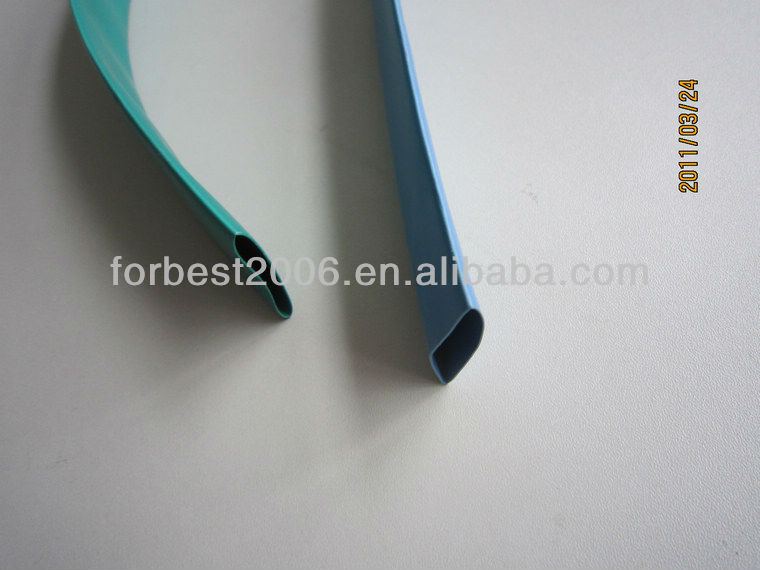 pe heat shrink tube for fishing rod high quality