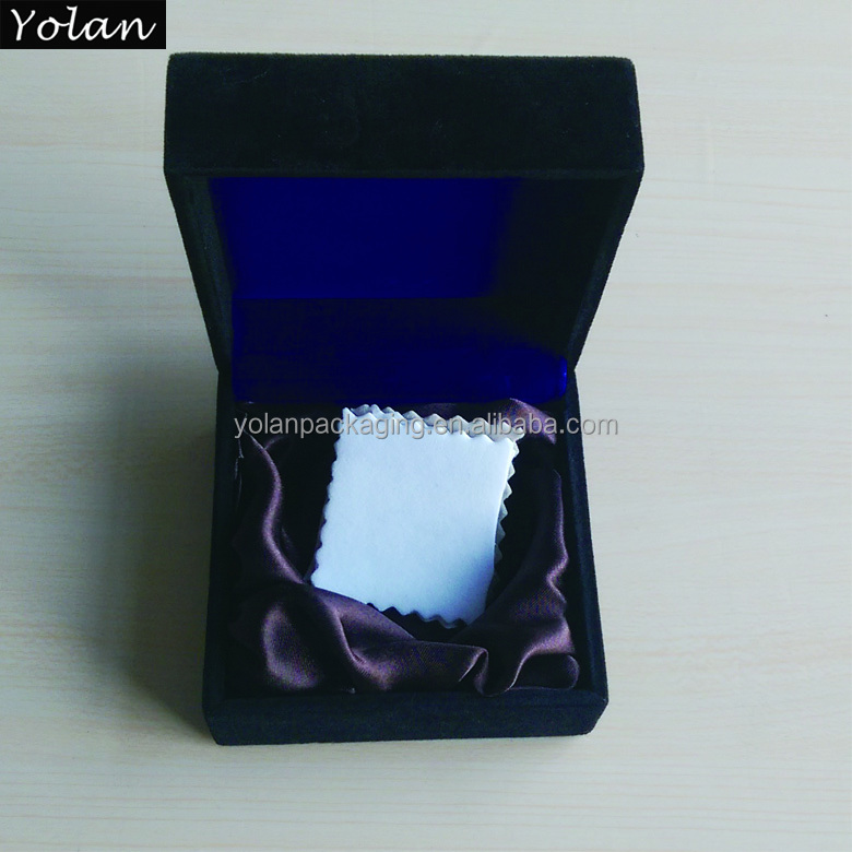 hot sale luxury plastic jewelry packaging box ,jewelry set packaging box