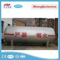 Factory supply best price LPG storage vessel