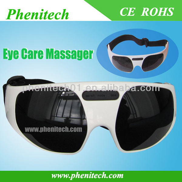 Fashion design electric eye massager roller
