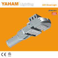 YAHAM IP65 modular Meanwell driver 5years warranty 90w 120w 150 w 180 w 60W LED Street Light