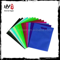 Logo imprinted promotional nonwoven bag, nonwoven foldable bag, laminated reusable shopping bag