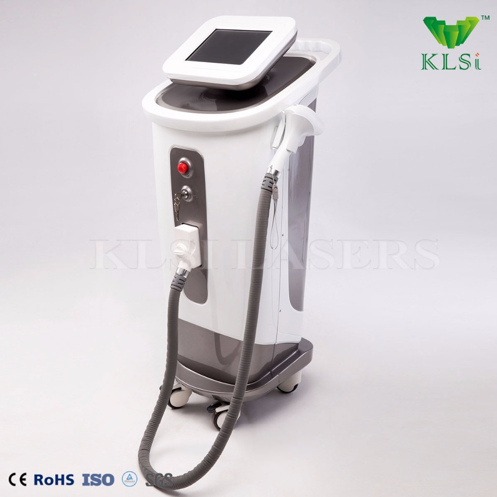 KLSi Advance 808nm Diode Laser Hair Removal Machine CE Approved beauty equipment/hair removing beauty salon