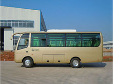 SINOTRUK HOWO China coach / bus with 29 seats for sale