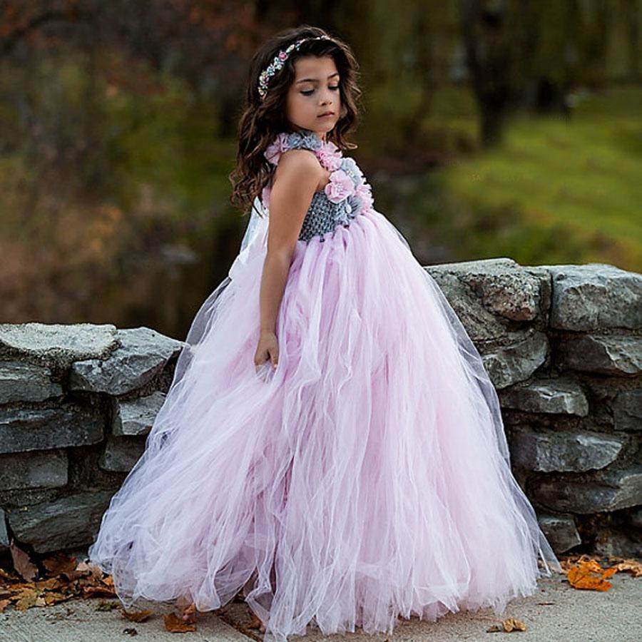 baby flower dress