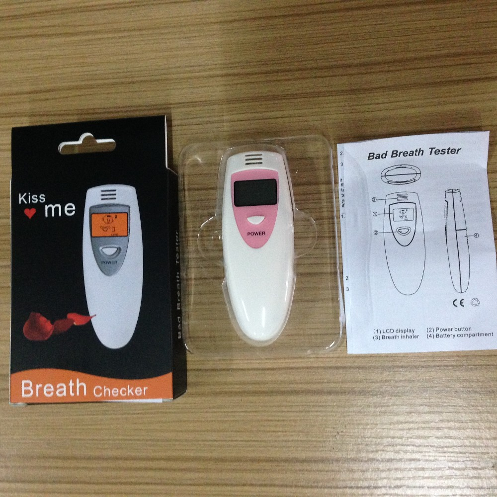 Elegant Gifts For Mini Odor Breath Tester Can Check People's Breath Quality 201