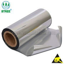 Btree Hot Seal Plastic Film Roll Including ESD Moisture Barrier Film&ESD Shiedling Film