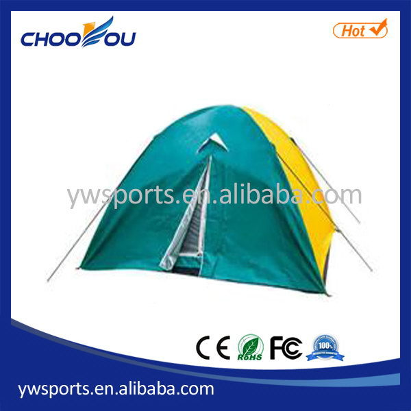 Design top sell strong large area camping tents
