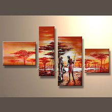Group Easy Landscape Painting for Home