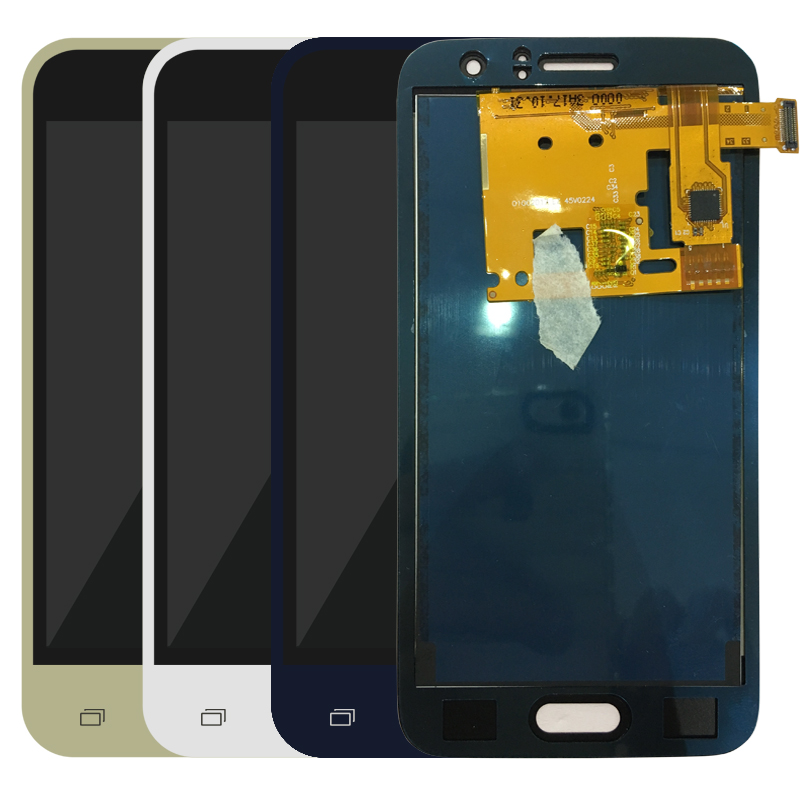 For Galaxy J1 2016 J120F J120DS J120G <strong>J120</strong> Display LCD SCREEN