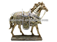 fashion and promotional resin horse
