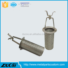 Metal furniture table leg brackets