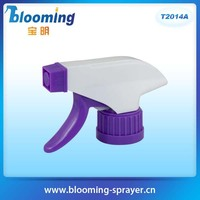 China supplier non leakage plastic spray tip with adjustable nozzle