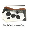 Tool Credit Metal Name Card Design Your Style