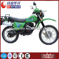 Classic gas mini dirt bike 150cc motorcycle ZF200GY-2A
