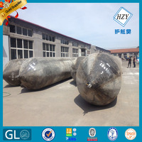 Fishing boat launching airbag / lifting marine airbag