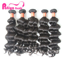 Top quality Brazilian wavy virgin human hair bundles weft dropship natural hair extension 10 12 14 16 18 20 22 24 26 28 30 inch