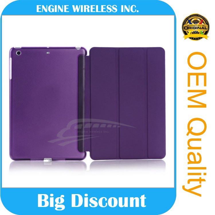 Smart Wake/Sleep Flip Stand Protective for ipad mini case,for ipad mini cover