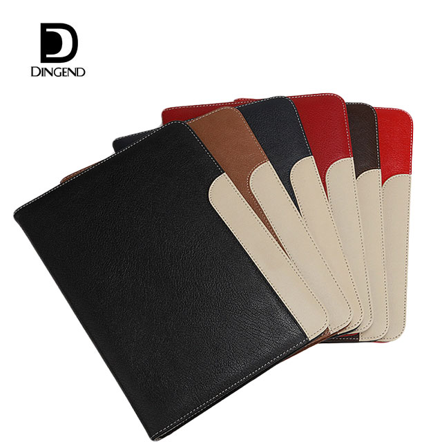 Fashion PU Leather Wallet Case With Stand Function For Ipad mini Cover