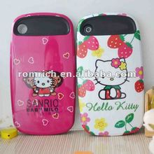 For iphone3 3GS Cute Hello kitty Silicone Soft Case Pink